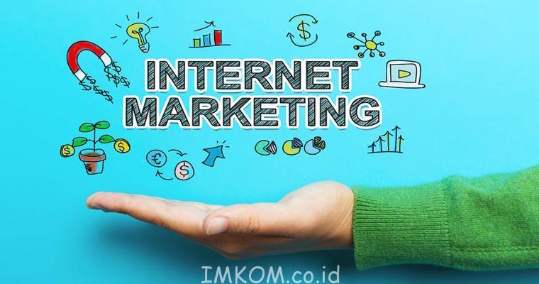 Kursus Internet Marketing Jogja di IMKOM Academy. dapat mengikuti kebutuhan anda tetap dengan materi yang berkualitas dan mengikuti zaman.