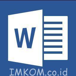 Kursus Microsoft Word Jogja di IMKOM Academy Jogja. Disini setelah proses kursus anda akan mendapatkan sertifikat yang dapat menunjang karir anda.