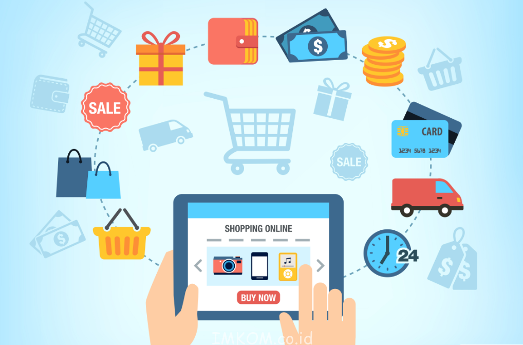 Kursus E-Commerce Jogja. Jika anda masih bertanya – tanya bagaimana cara memulai nya ? Daftarkan diri anda di IMKOM Academy di Kursus E-Commerce Jogja.