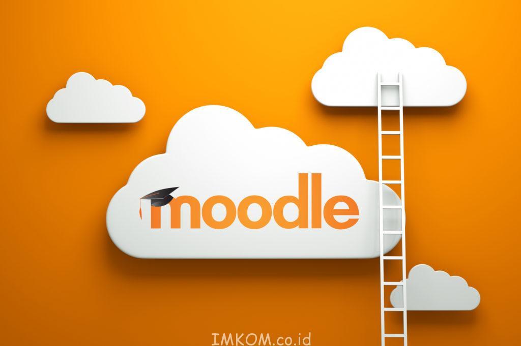 Kursus Moodle Jogja. Moodle ini menyediakan fitur untuk menampilkan kursus, yang mana pengajar bisa mengupload materi, soal dan tugas.